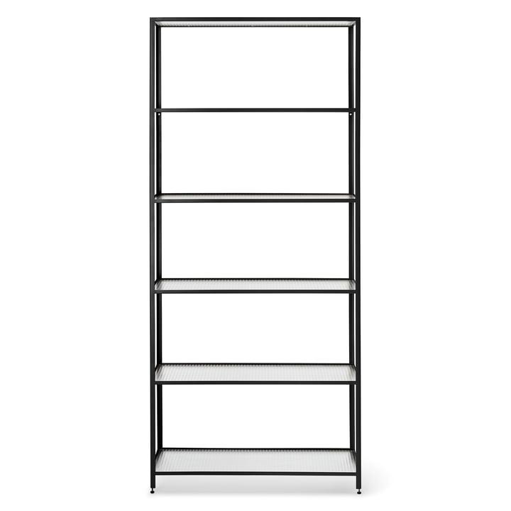 The Haze bookshelf from ferm Living in black