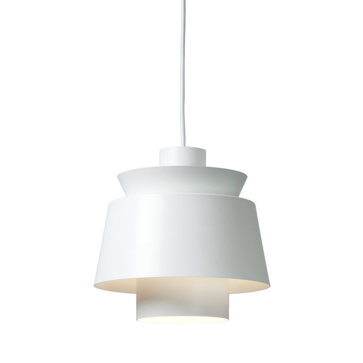 The & tradition - Utzon Pendant luminaire JU1 in white