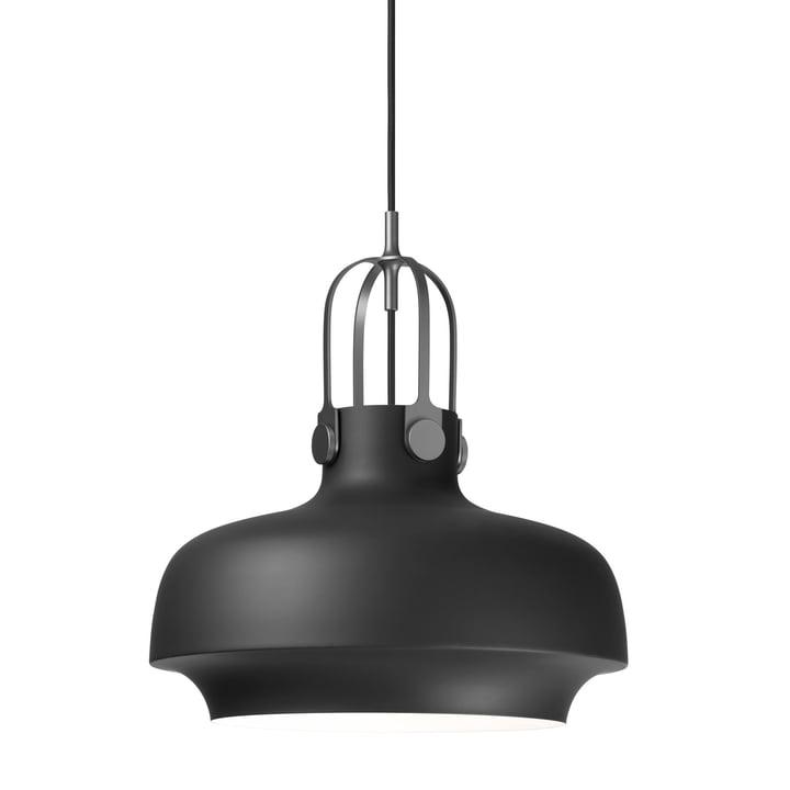 Copenhagen SC7 Pendant Lamp by & tradition in black