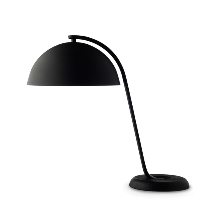 Hay - Cloche table lamp in black