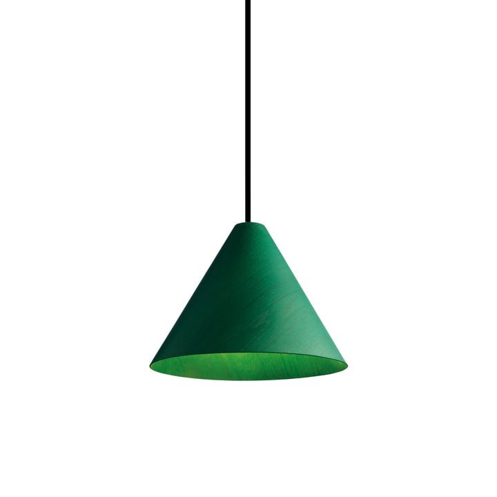 30 Degree pendant lamp small from Hay in green