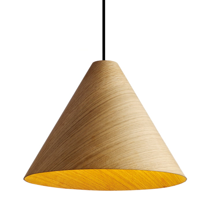 The 30 Degree lamp large in nature by Hay