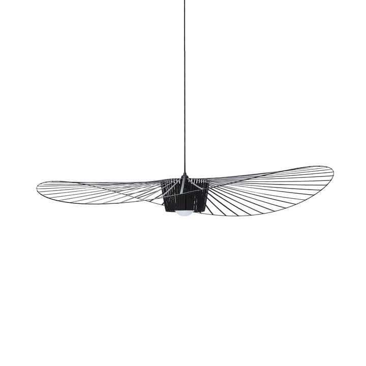 Large Vertigo Pendant Lamp by Petite Friture in Black