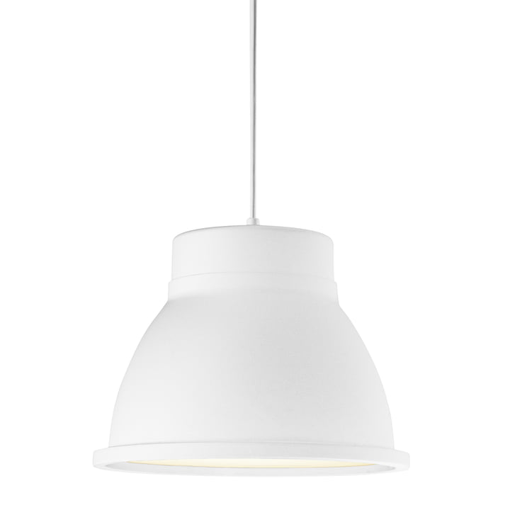 Muuto - Studio pendant lamp, white