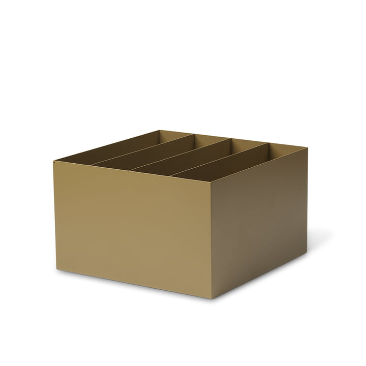 The Divider for the Plant Box from ferm Living in olive