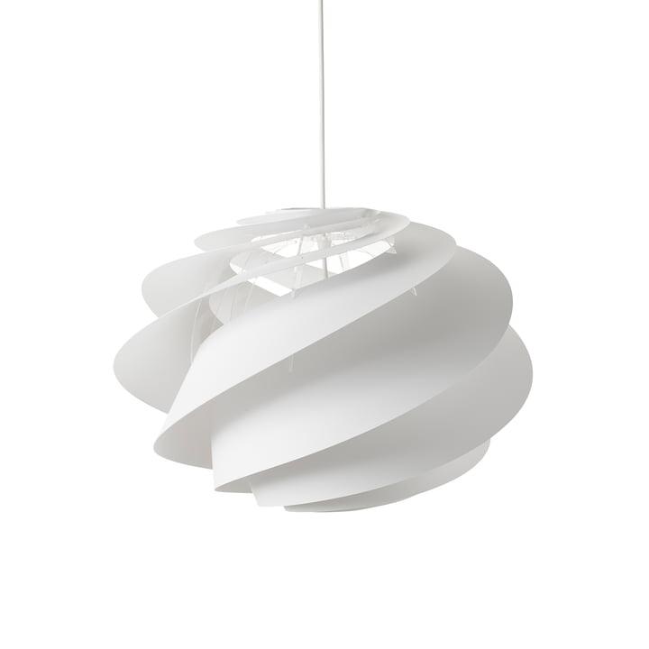 Swirl 1 Pendant Lamp Ø 45 cm by Le Klint in White