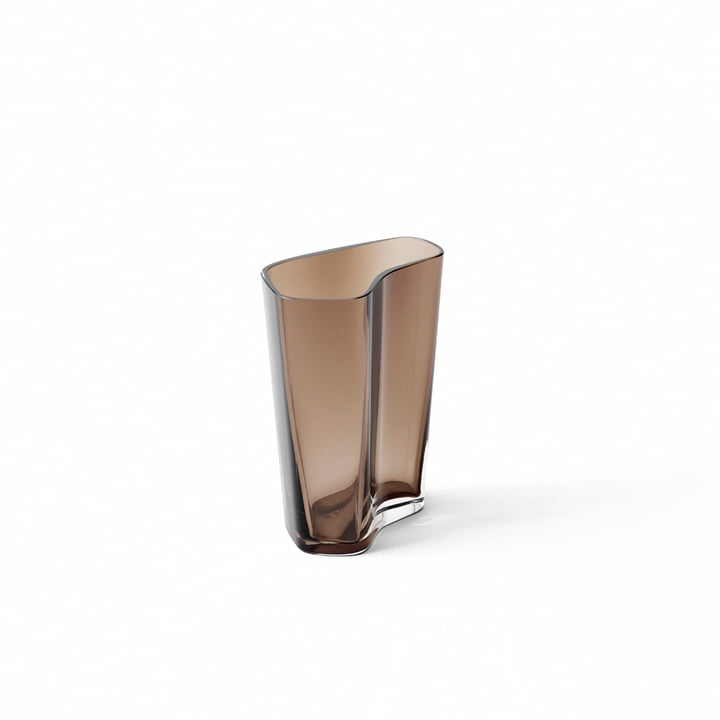 The Collect Vase SC35 from & Tradition in caramel