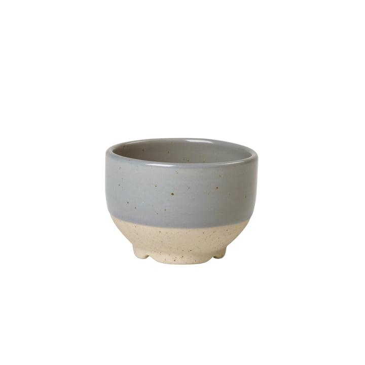 The small Eli bowl from Broste Copenhagen in soft blue