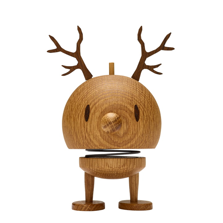 Junior Reindeer Bumble, oak from Hoptimist