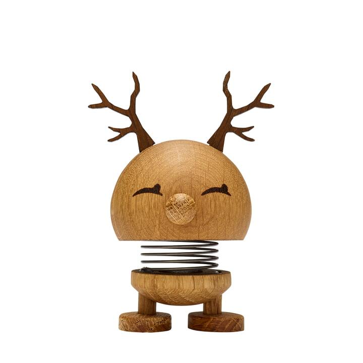 Small Reindeer Bimble , oak from Hoptimist