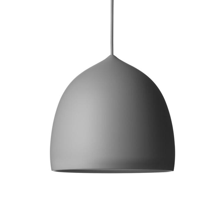 The Fritz Hansen - Suspence pendant P2, light grey matt