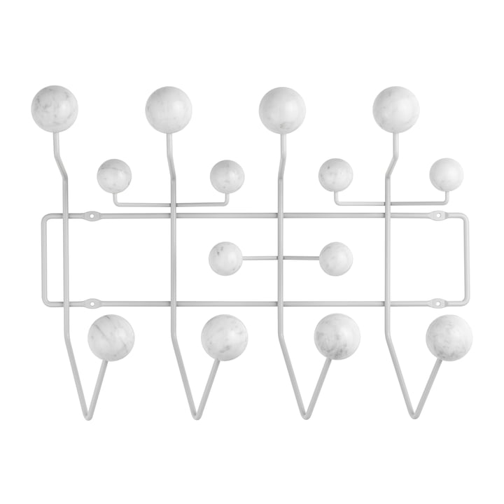 Hang it all wardrobe, marble / soft grey (Limited Edition) by Vitra