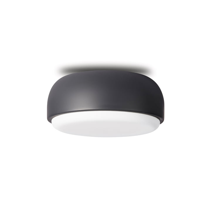 Over Me wall and ceiling lamp Ø 30 cm from Northern in dark grey