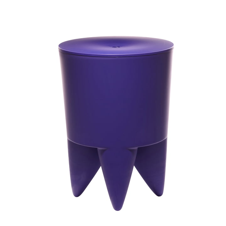 Bubu 1er Stool, purple from xO Design
