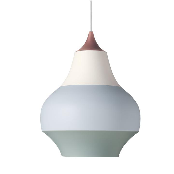 Cirque pendant lamp Ø 380mm in copper by Louis Poulsen
