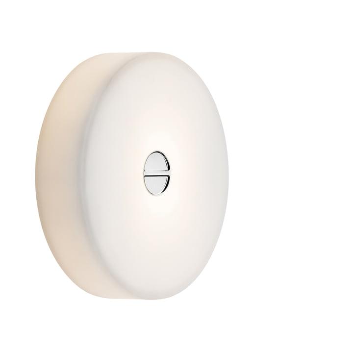 Flos - Mini Button Ceiling Light, white