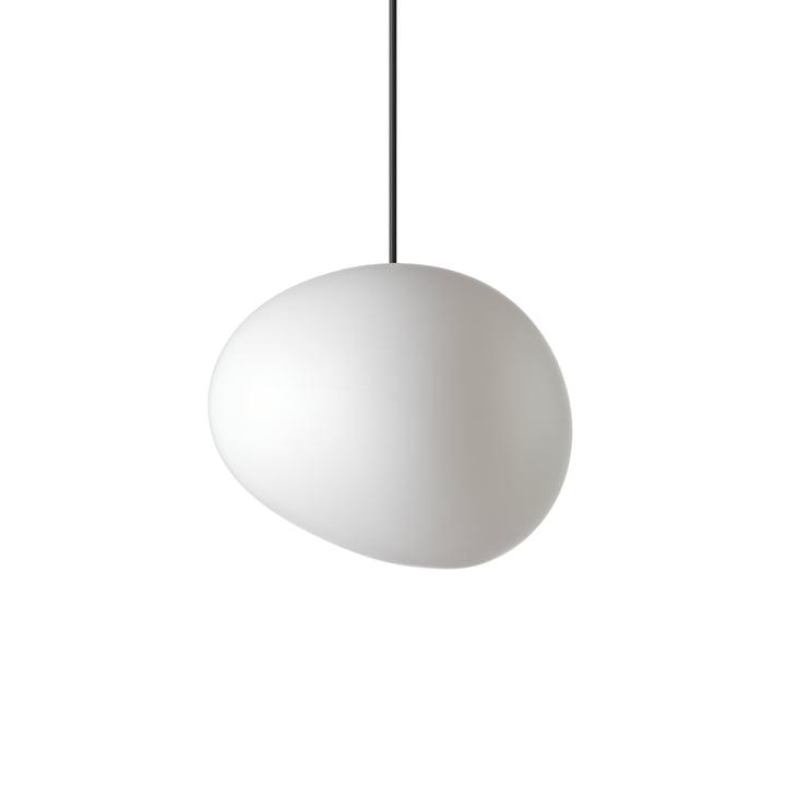 The Gregg Outdoor pendant lamp, media, white by Foscarini