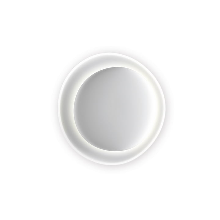 Foscarini - Bahia mini wall and ceiling lamp in white