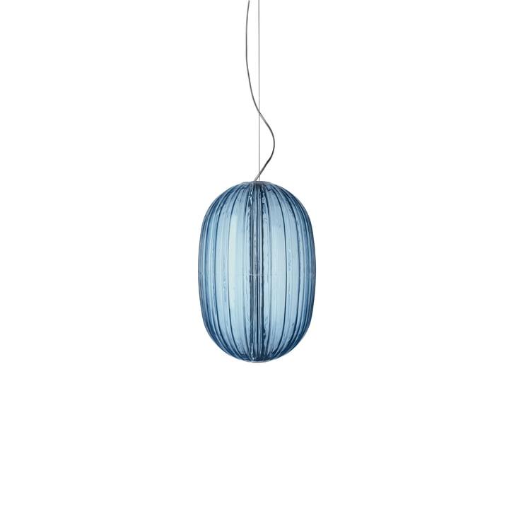 Foscarini - Plass media pendant light, azure blue