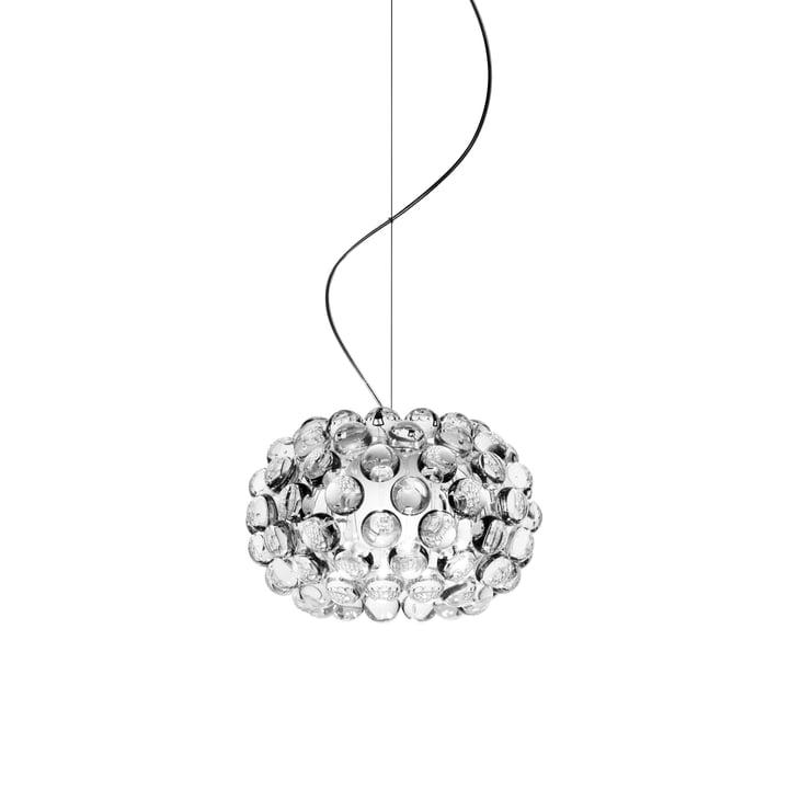 Foscarini - Caboche Pendant Lamp transparent, piccola