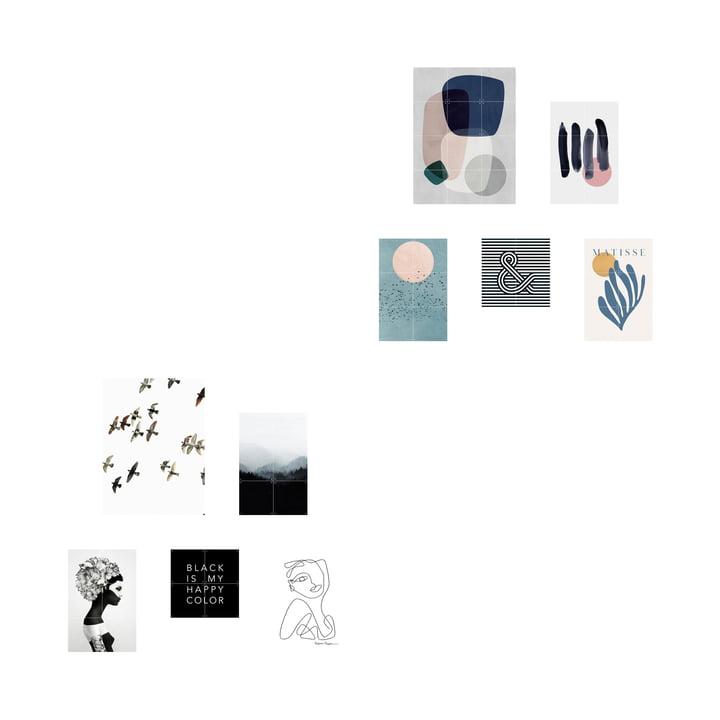 The Art Collectors Box - Minimalism from IXXI