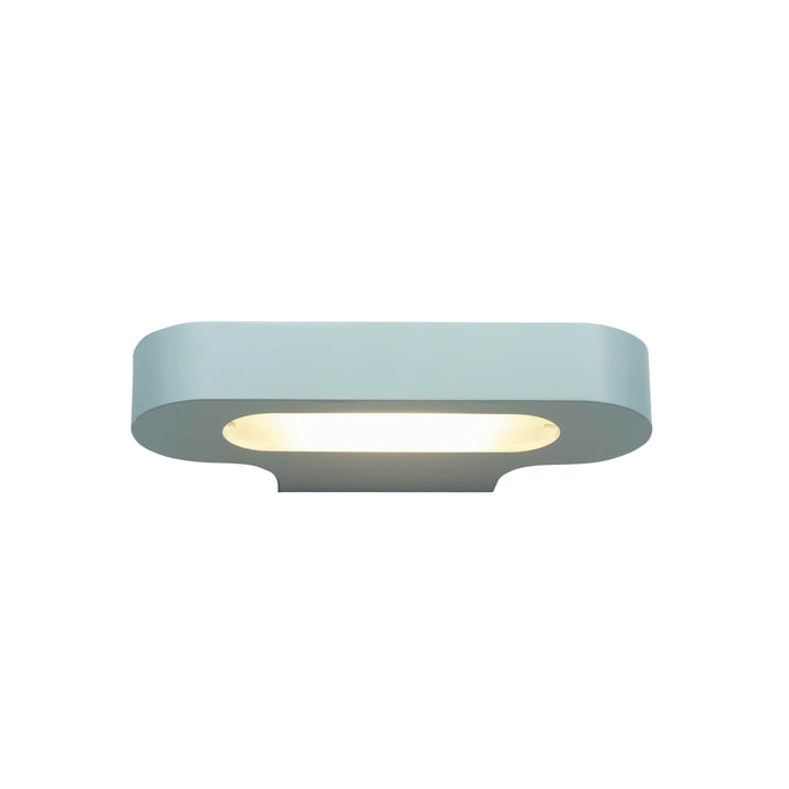 Artemide Talo Parete Halo wall lamp, white