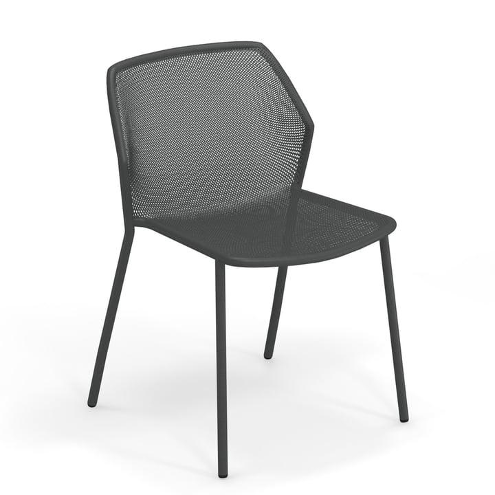 The Darwin garden chair from Emu in antique iron