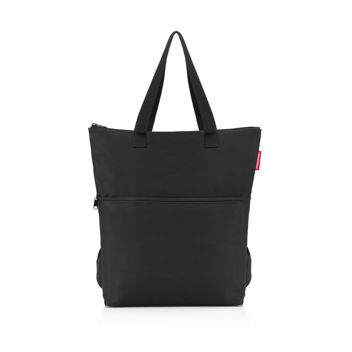 The cooler backpack of reisenthel in black