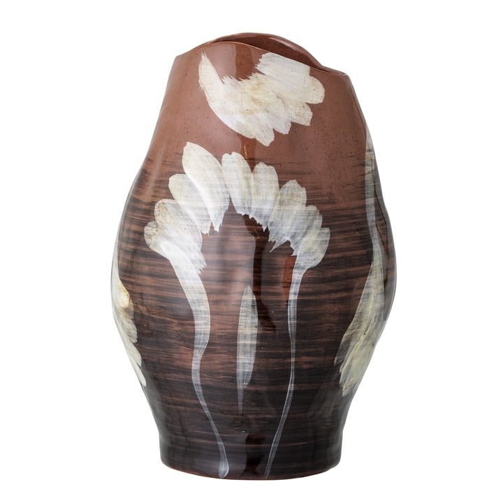The Obsa Vase from Bloomingville in brown, H 30 cm