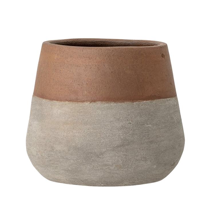 The Kenzo flower pot from Bloomingville , Ø 19 cm, terracotta