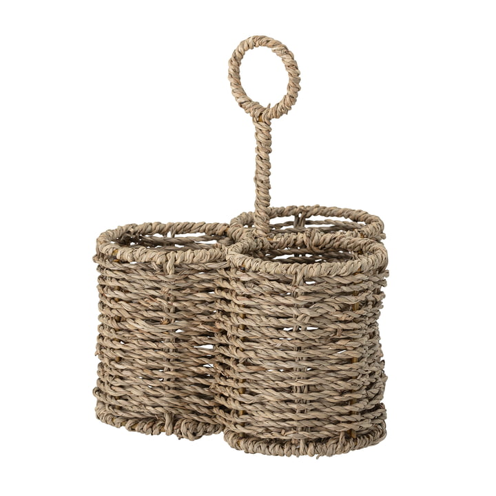 Roanna Basket from Bloomingville in nature