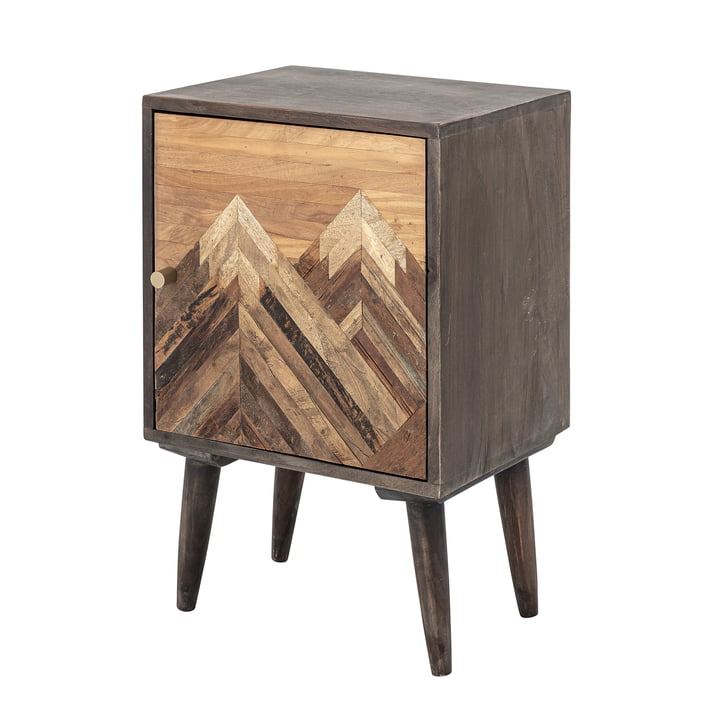 The Hali Cabinet from Bloomingville , brown