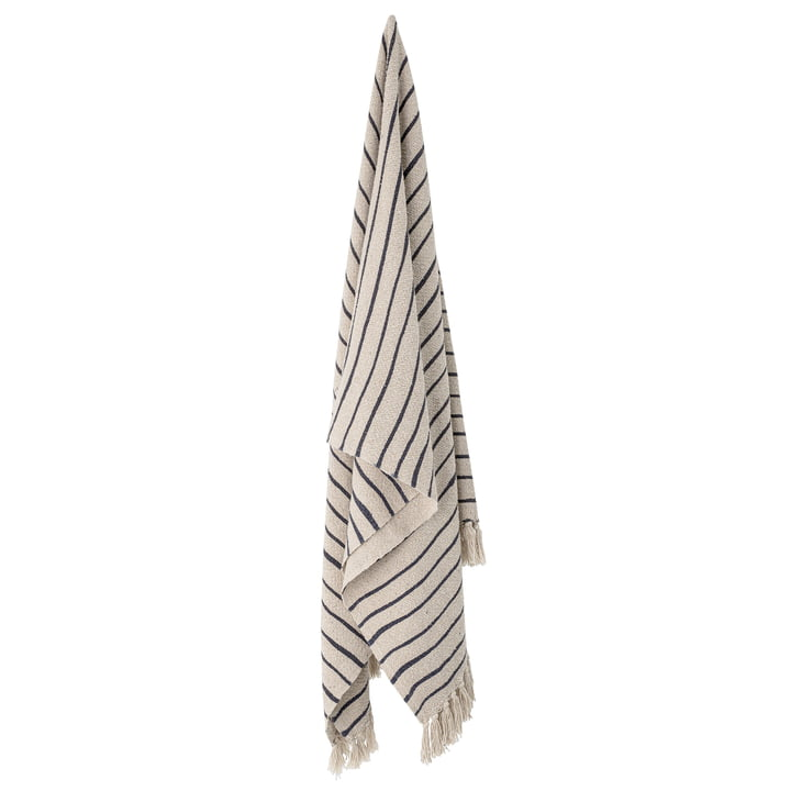 The Eia blanket from Bloomingville , 120 x 150 cm, nature