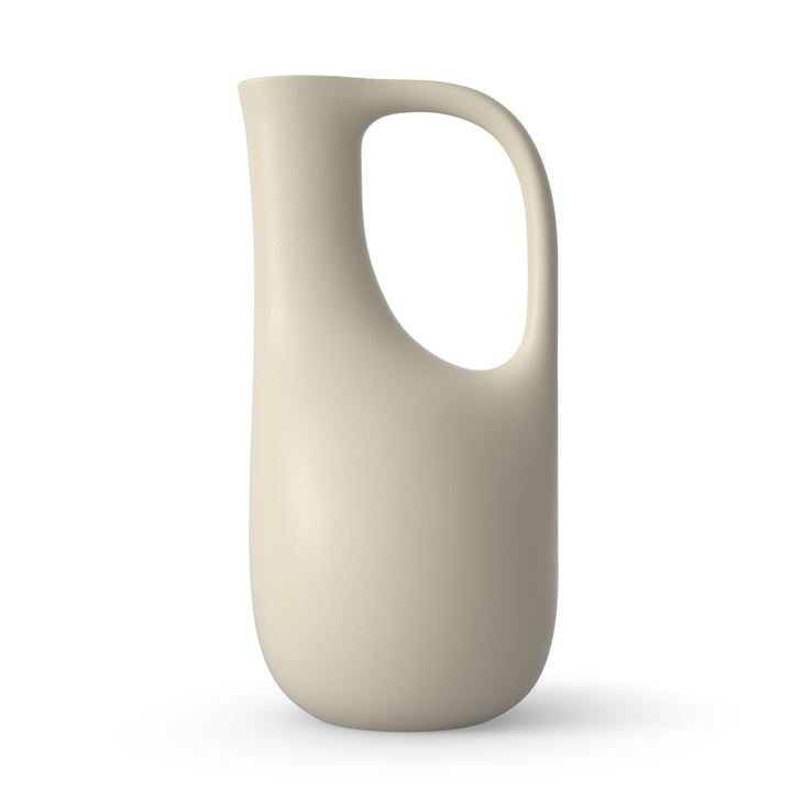 The Liba watering can by ferm Living in cashmere