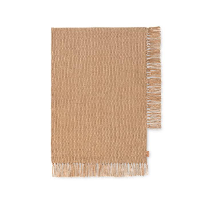 The Hem doormat by ferm Living in sand, 50 x 70 cm