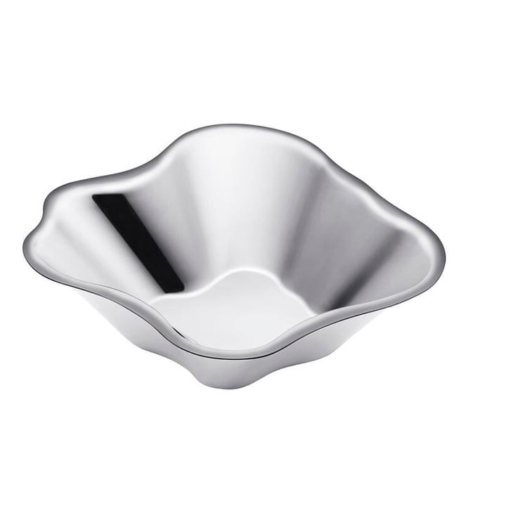 The Aalto bowl from Iittala, 50 x 182 mm, steel