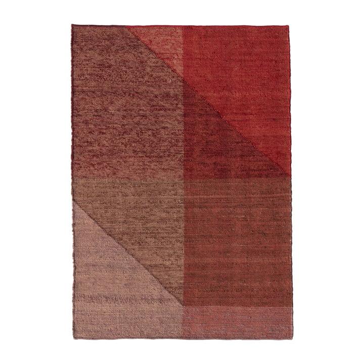 Capas 1 carpet, 170 x 240 cm, multicoloured from nanimarquina