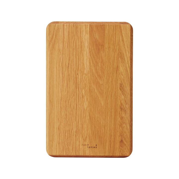 Cross Cutting board, medium, oak from Form & Refine