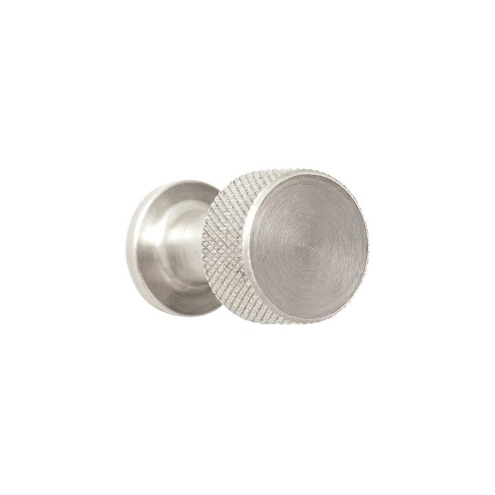 Angle Hook Ø 2 cm, for Angle Stool, chrome matt from Form & Refine