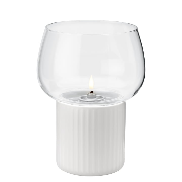 The Hygge lantern from Rig-Tig by Stelton , white
