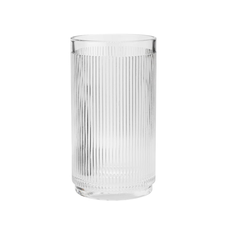 The Pilastro wine cooler from Stelton , transparent
