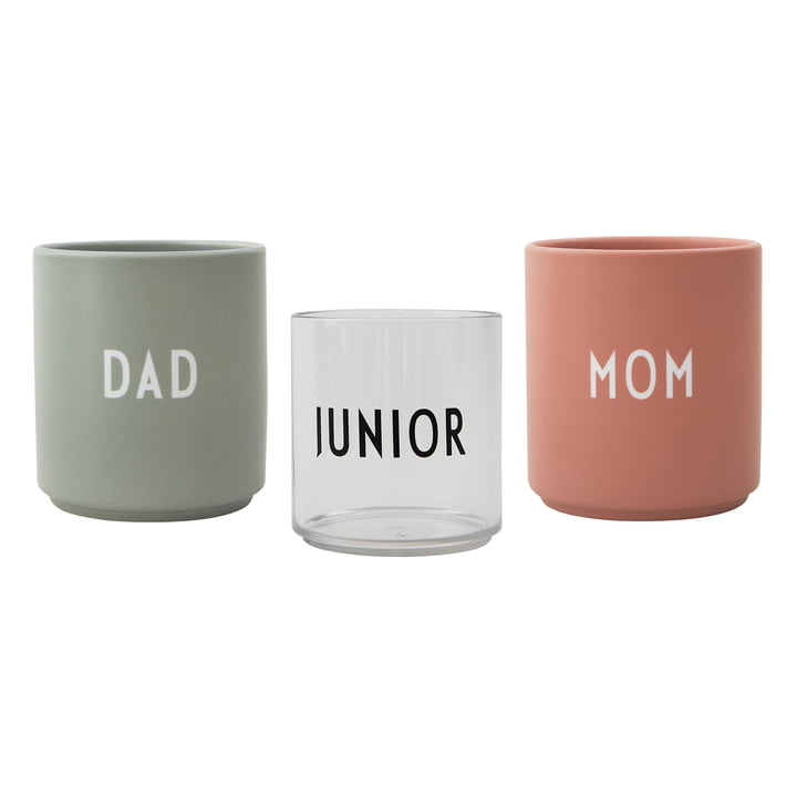 The Family gift set from Design Letters