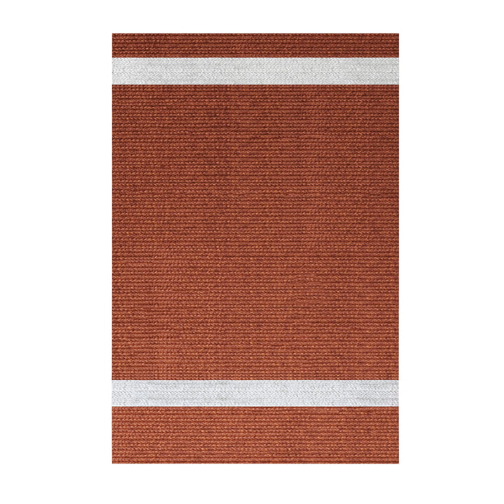 Onda Outdoor Carpet, 200 x 300 cm, red from Fast