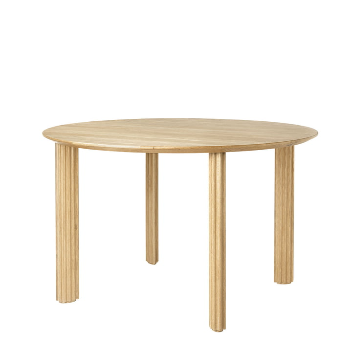 The Comfort Circle Dining table Ø 120 cm from Umage , Oak