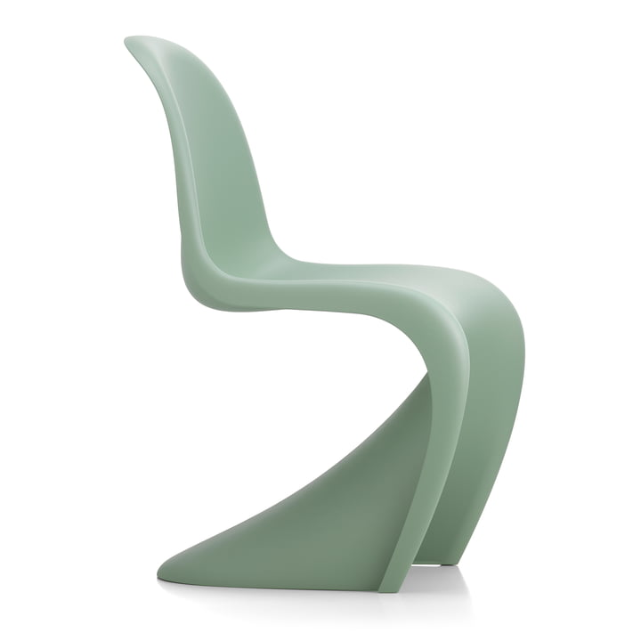 Panton Chair , soft mint (new height) from Vitra