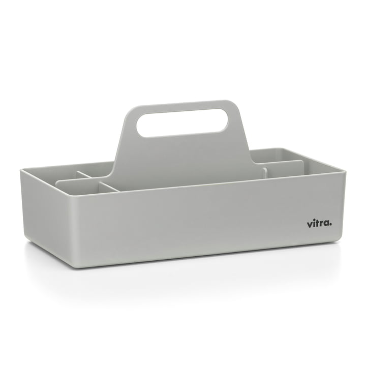 Storage Toolbox RE, grey (Limited Edition 2021) by Vitra