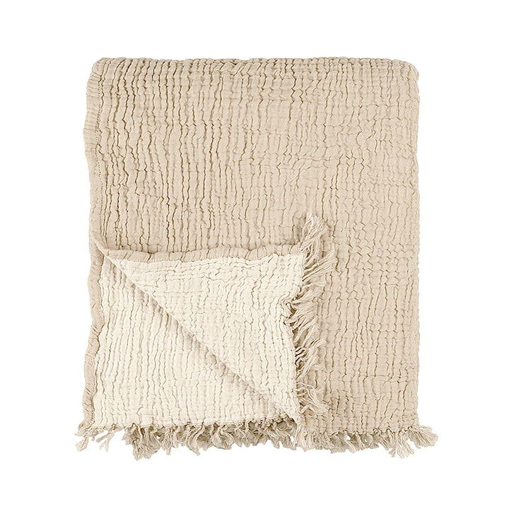 The Cocoon blanket from Collection , beige