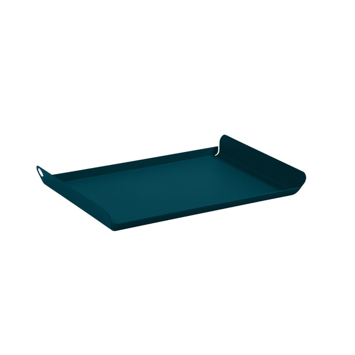 The tablet Alto small by Fermob, acapulco blue