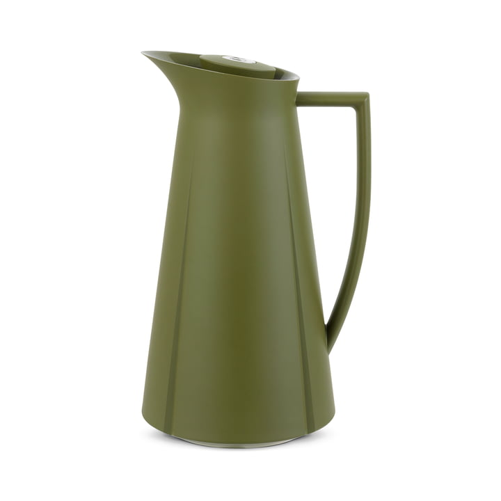 The Grand Cru thermos flask olive green from Rosendahl , 1 l
