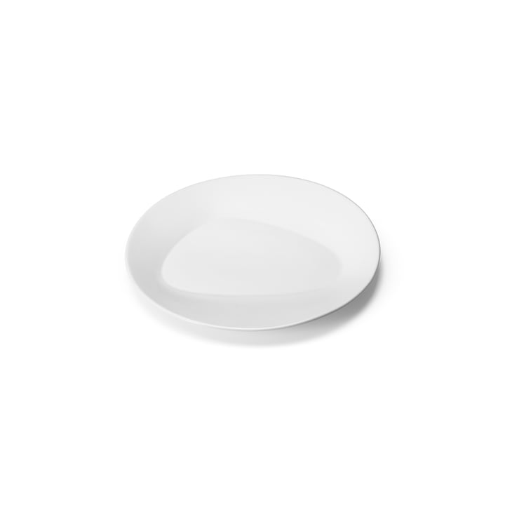 Sky Plate Ø 21 cm from Georg Jensen in white